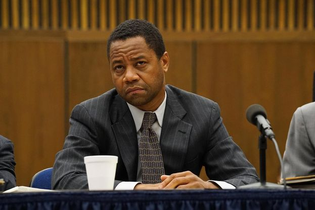 "Miglior miniserie: ""The People v. O.J. Simpson: American Crime Story"""