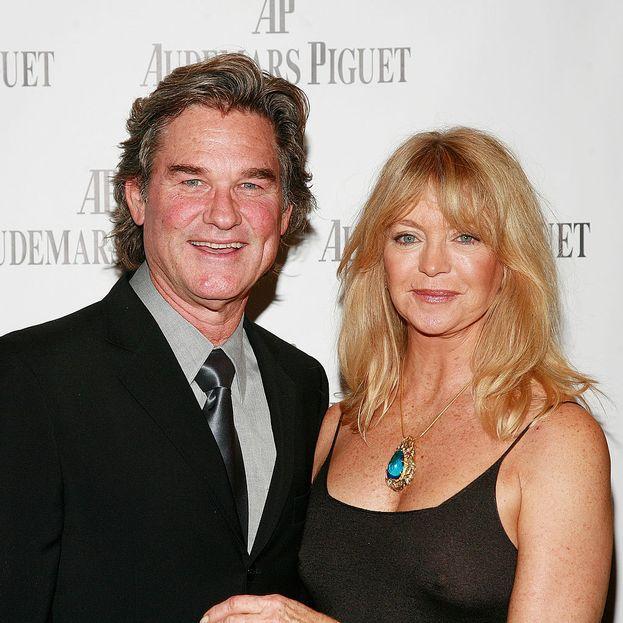 Goldie Hawn e Kurt Russell, insieme dal 1983 (ma non si sono mai sposati)