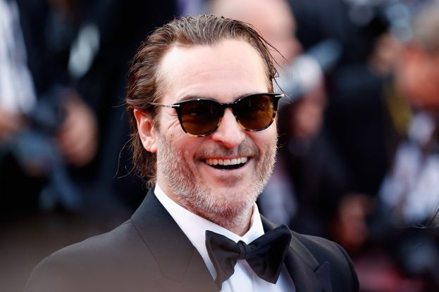 Joaquin Phoenix (The Sisters Brothers)