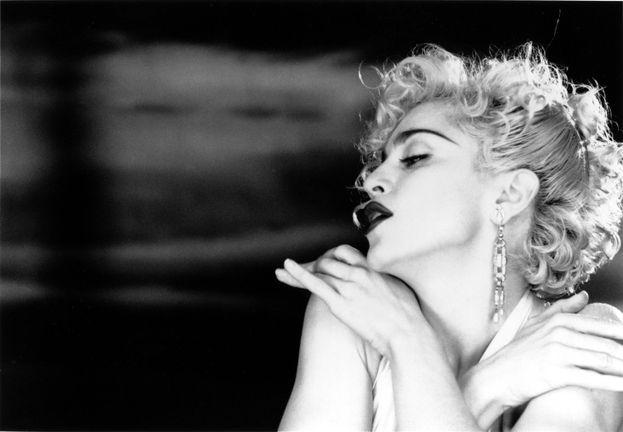 """""""A letto con Madonna"""" (1991)"""