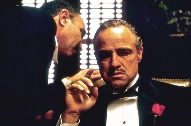 Don Vito Corleone (Marlon Brando)