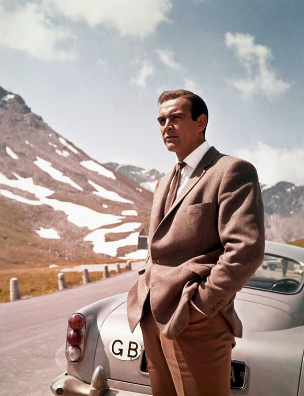Sean Connery su James Bond