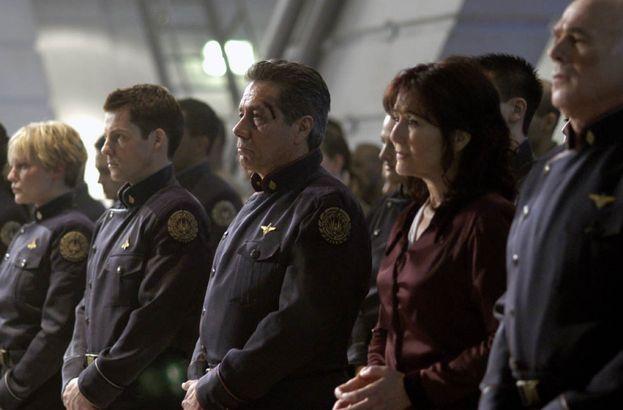 """Battlestar Galactica"" (2004-2009)"