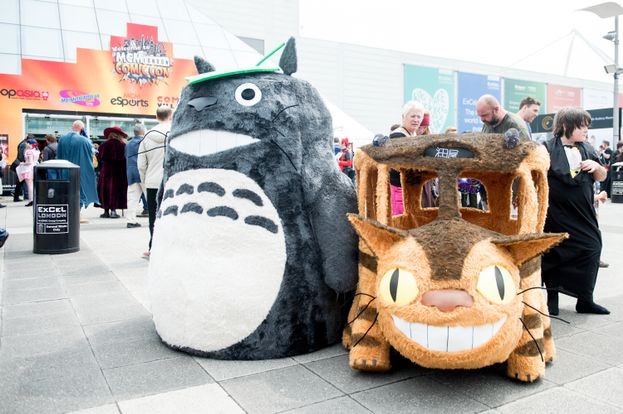"""""""Il mio vicino Totoro"""" (1988)"""