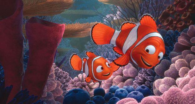 """Marlin - """"Alla ricerca di Nemo"""" (2003)"""