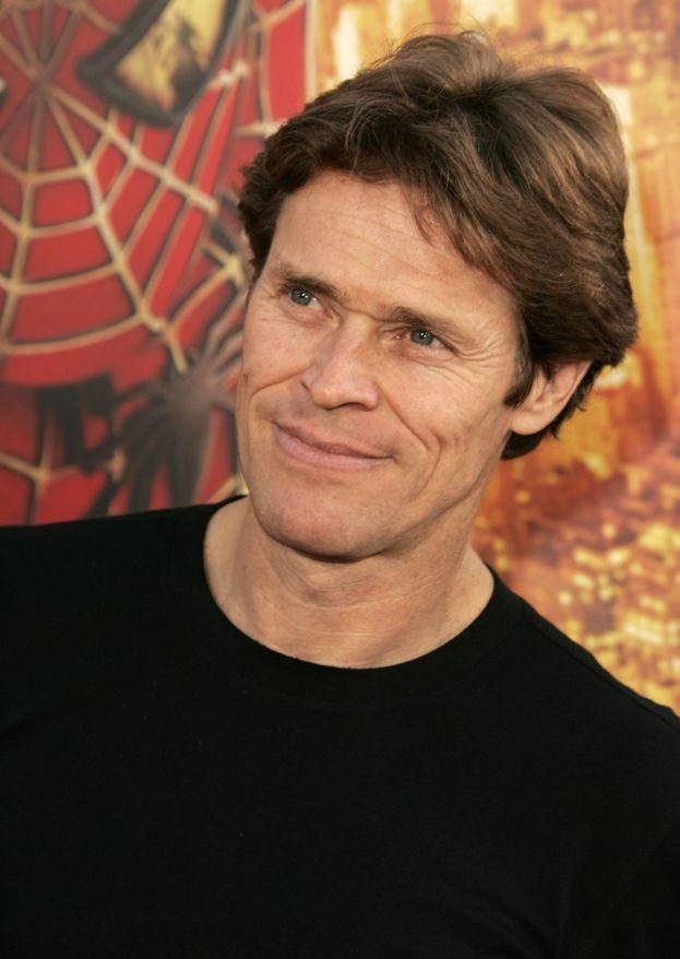 Willem Dafoe (Spider-Man, Spider-Man 2)