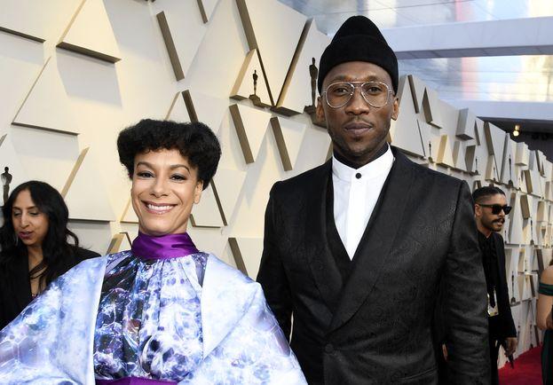 Amatus Sami-Karim e Mahershala Ali