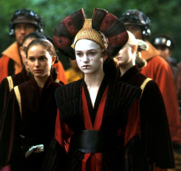 """Star Wars: Episodio I - La minaccia fantasma"" (1999)"