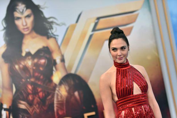 Wonder Woman (Gal Gadot in Wonder Woman)