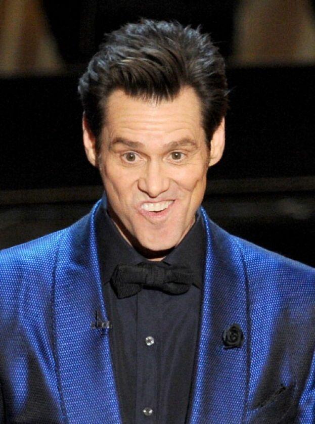 Jim Carrey - Uomo delle pulizie