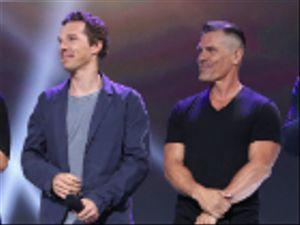 Avengers: Josh Brolin per Thanos si è ispirato a... Benedict Cumberbatch