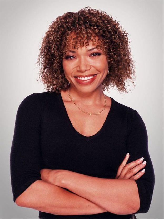 """Tisha Campbell-Martin (Janet Kyle di """"Tutto in famiglia"""") - Ieri"""