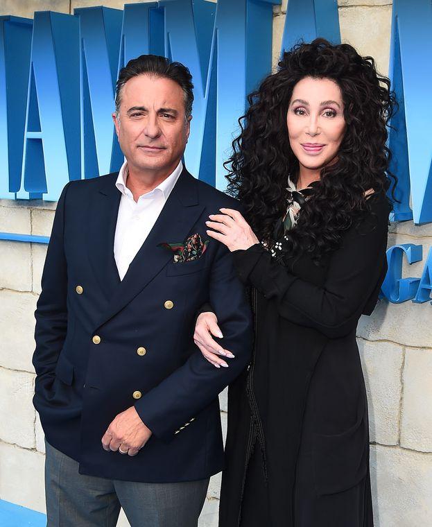 Andy Garcia e Cher