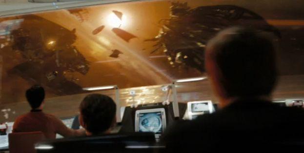 "R2-D2 in ""Star Trek"" (2009)"