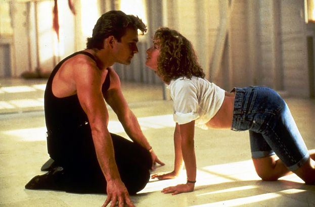 "Jennifer Grey e Patrick Swayze - ""Dirty Dancing"" (1987)"