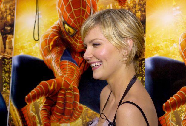 Kirsten Dunst (Spider-Man, Spider-Man 2 e Spider-Man 3)