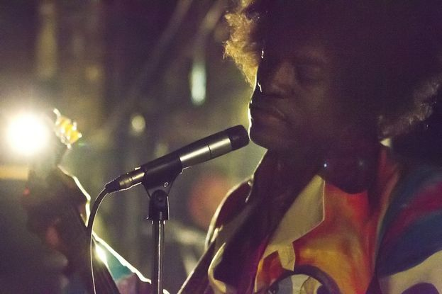 """""""Jimi: All Is By My Side"""", (2013)"""