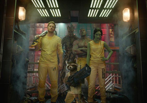 """""""Guardiani della Galassia"""" (2014)"""