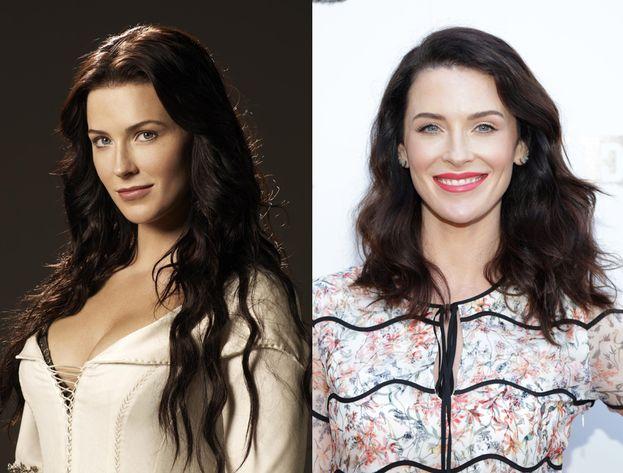 Bridget Regan, alias Kahlan Amnell - Nel 2008 e oggi