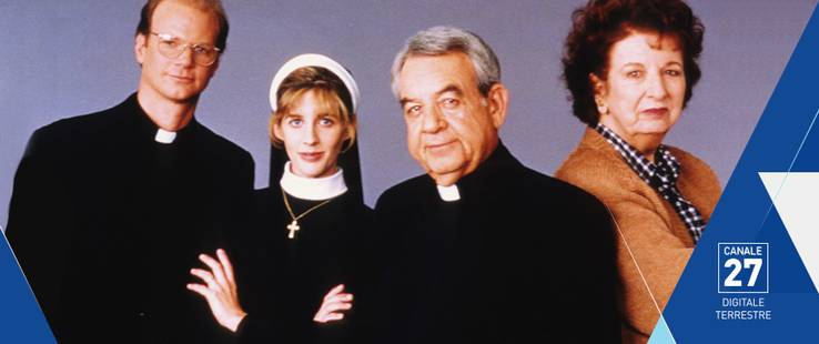 Le inchieste di Padre Dowling