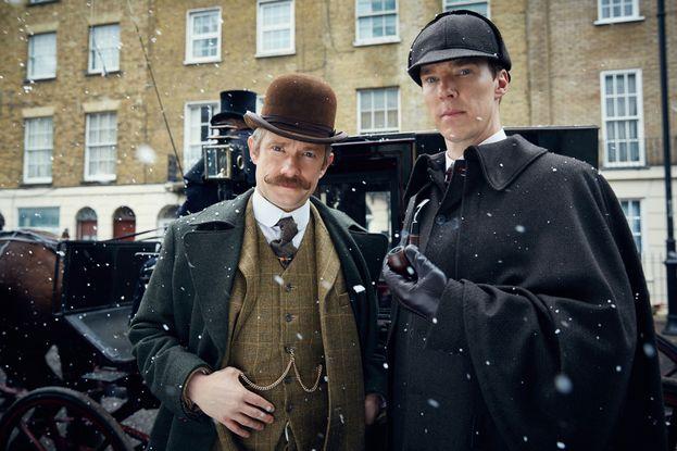 """Miglior film per la televisione: """"Sherlock - L'abominevole sposa"""""""