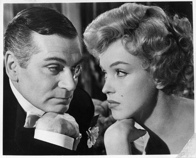 Marilyn Monroe vs. Laurence Olivier
