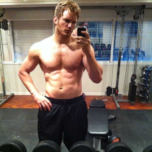 Chris Pratt: 1,88 m