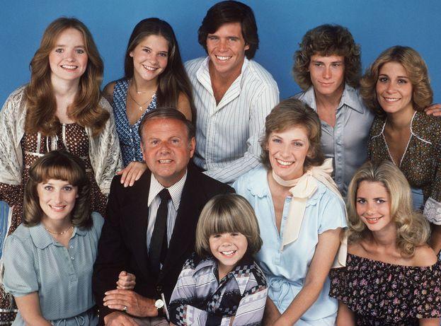 """Tom Bradford (Dick Van Patten) - """"La famiglia Bradford"""""""