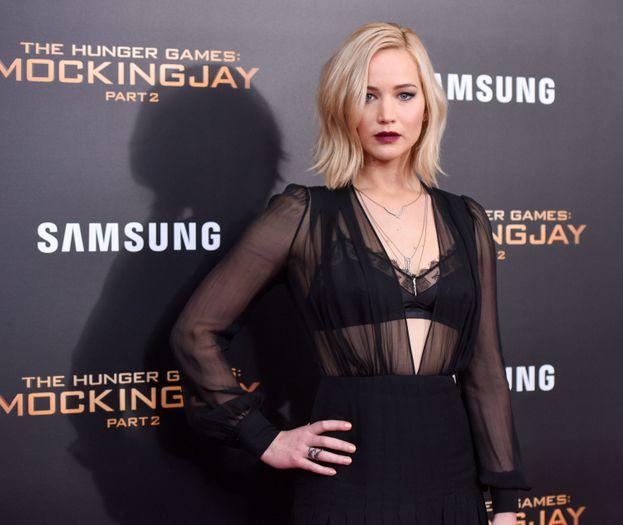 Katniss Everdeen (Jennifer Lawrence nella saga di Hunger Games)