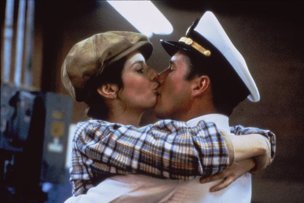 Richard Gere e Debra Winger