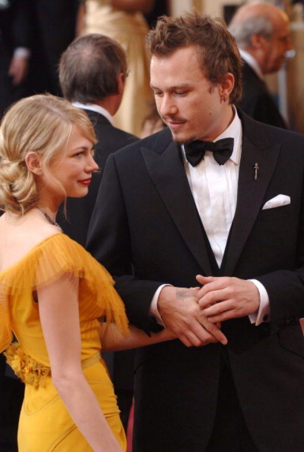 Michelle Williams e Heath Ledger, Academy Awards 2006