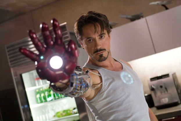 """Iron Man"" (2008)"