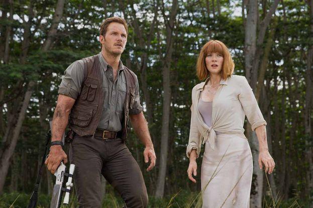"1. ""Jurassic World"" - 1,672 miliardi di dollari"