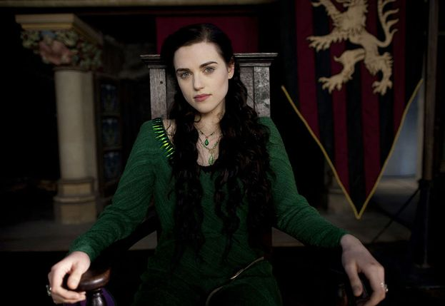 Morgana Pendragon (Katie McGrath)