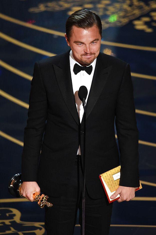 L'attesissimo discorso di Leonardo DiCaprio: lo aspettavamo da anni!