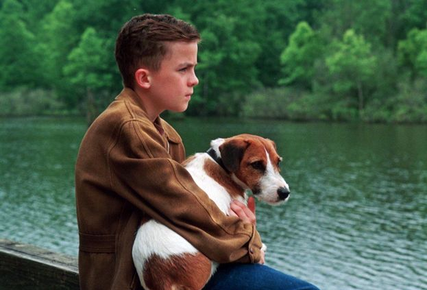 """""""Il mio cane Skip"""" (2000)"""
