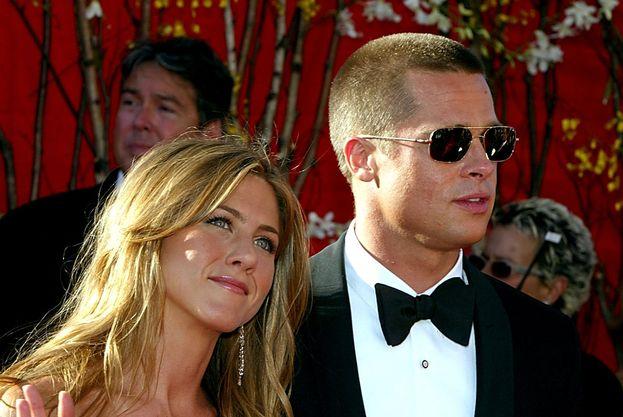 E prima... Jennifer Aniston e Brad Pitt, 1998-2005