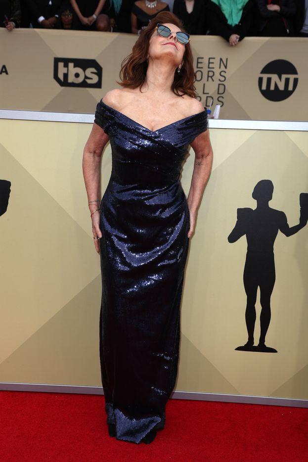 Look top: Susan Sarandon