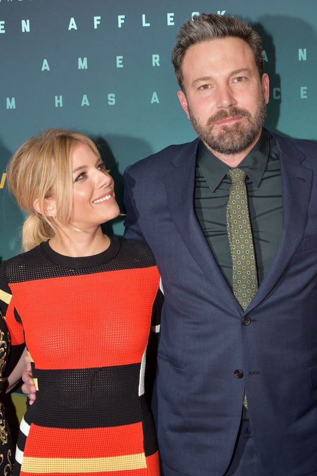 Sienna Miller e Ben Affleck, 9 ore di sesso