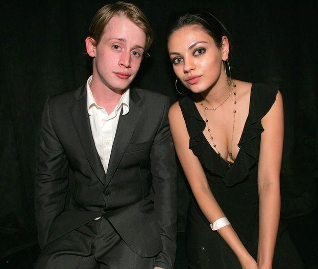 Mila Kunis e Macaulay Culkin, 2002-2011