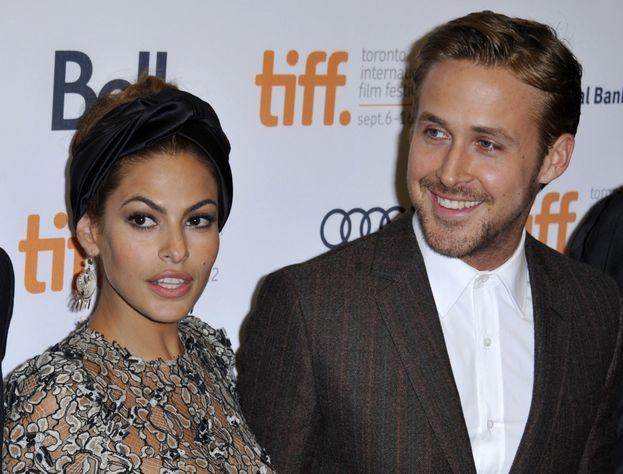 Ryan Gosling e Eva Mendes