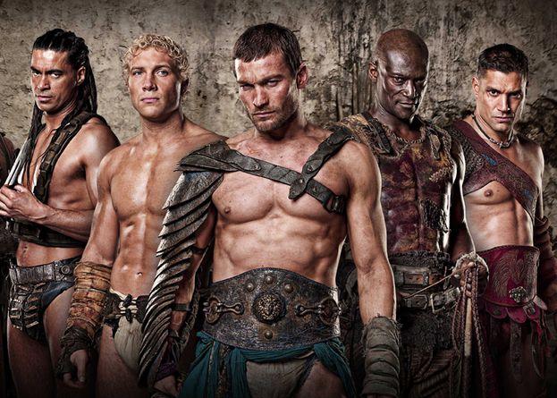 """""""Spartacus"""" (2010-2013)"""
