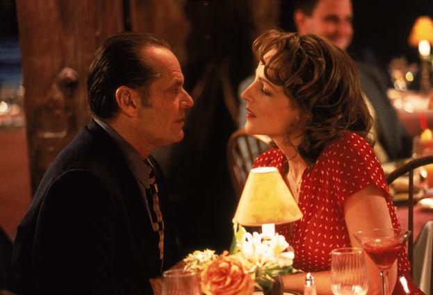 """Jack Nicholson ed Helen Hunt - """"Qualcosa è cambiato"""" (1997)"""