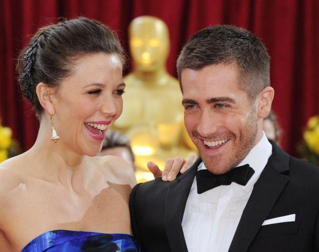 Maggie e Jake Gyllenhaal
