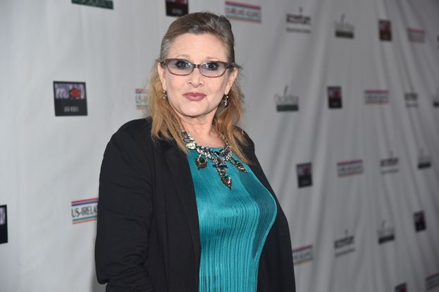 Carrie Fisher - 21 ottobre 1956 - 27 dicembre 2016