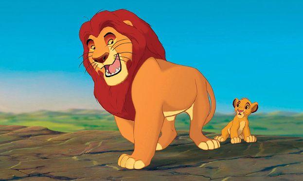 """Mufasa - """"Il re leone"""" (1994)"""