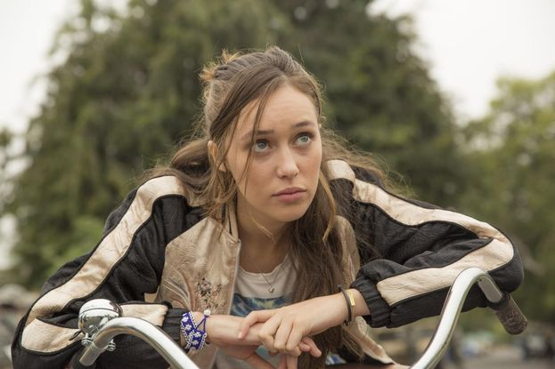 "Alycia Debnam Carey - ""Fear the Walking Dead"""