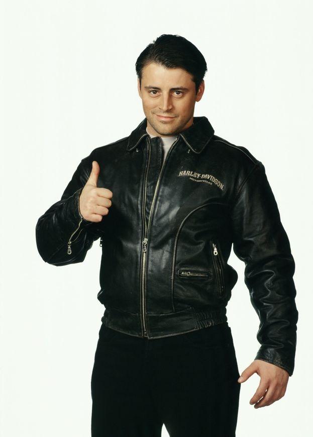 """Joey Tribbiani (Matt LeBlanc) - """"Friends"""""""