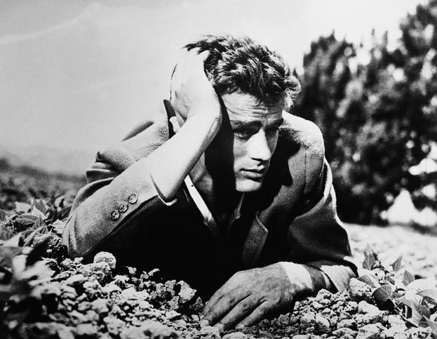 "James Dean - ""Il gigante"" (1956)"