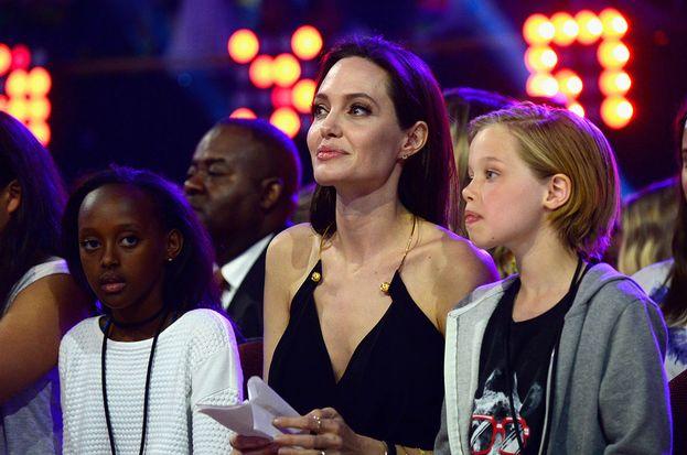 Angelina Jolie (40 anni)